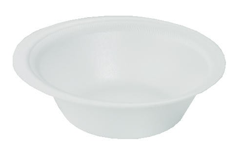 Non-Laminated Foam Bowls, 5 Ounces, White, 125/Pack