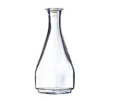 Cardinal 53675 Arcoroc 1 Liter Square Glass Carafe
