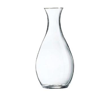 Cardinal 42173 Arcoroc Elegance 1 Liter Glass Carafe