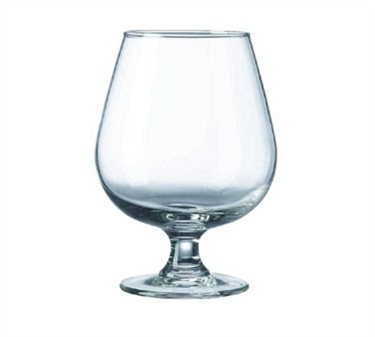 Non-Tempered Excalibur 17 Oz. Brandy Glass - 5-1/2