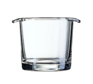 Cardinal 64539 Arcoroc Islande 38 oz. Glass Ice Bucket