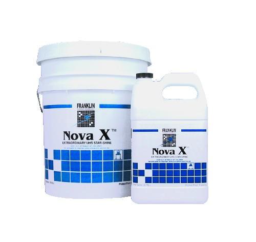 Nova X Extraordinary UHS Star-Shine (Burnishing), 5 Gallon Pail