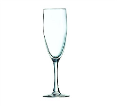 Nuance 5-3/4 Oz. Glass Champagne Flute - 7-3/4