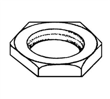 Franklin Machine Products  190-1121 Nut, Element Mounting