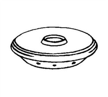 Franklin Machine Products  190-1013 Nut, Sprayhead Tube