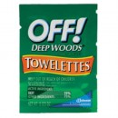 OFF! Deep Woods® Towelettes