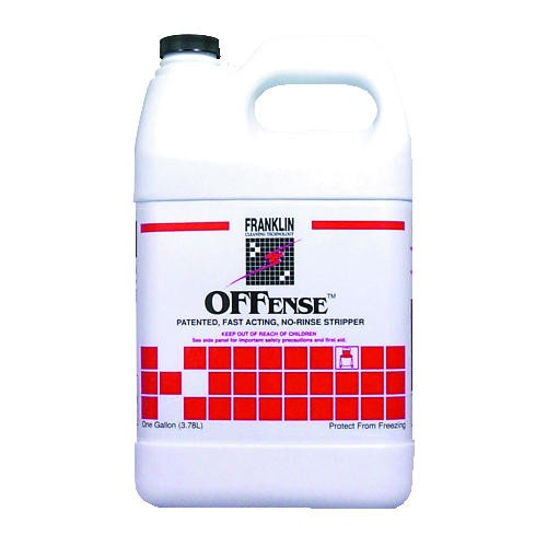 OFFense Low-Odor/Foam Stripper, Gallon Bottles