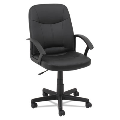 OIF Black Leather Executive Office Chair