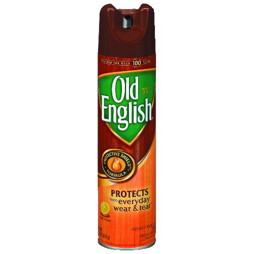 OLD ENGLISH� Lemon Aerosol, 12.5 Oz