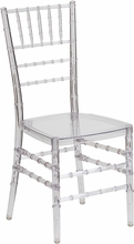 Flash Furniture BH-ICE-CRYSTAL-GG Flash Elegance Crystal Ice Stacking Chiavari Chair