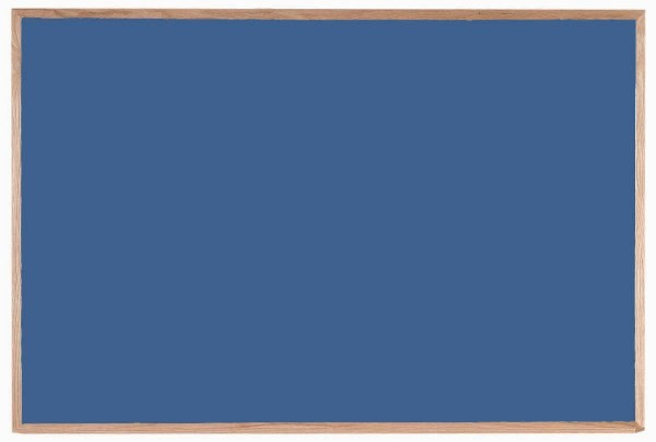 "Aarco Products OS4872 Porcelain on Steel Chalkboard with Oak Frame (Choice of Colors), 48""H x 72""W"