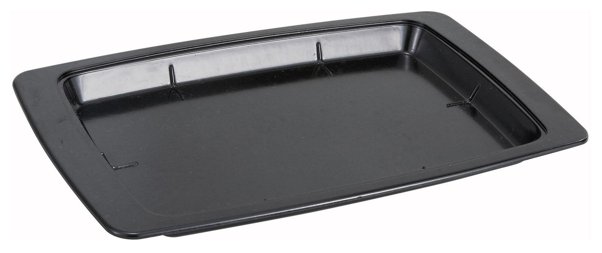 Winco SWU-11B Oblong Underliner for Stainless Steel Sizzling Platter
