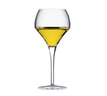 Oenology Collection 12-1/2 Oz. Kwarx Open-Up Round Glass - 8-1/4