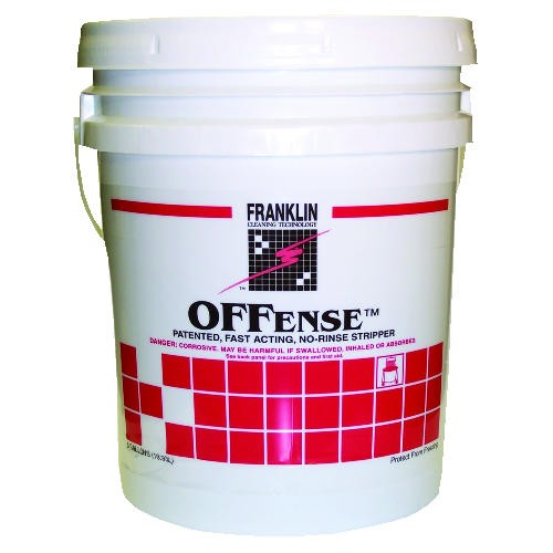 Offense Low-Odor/Foam Stripper, 5 Gallon Pail