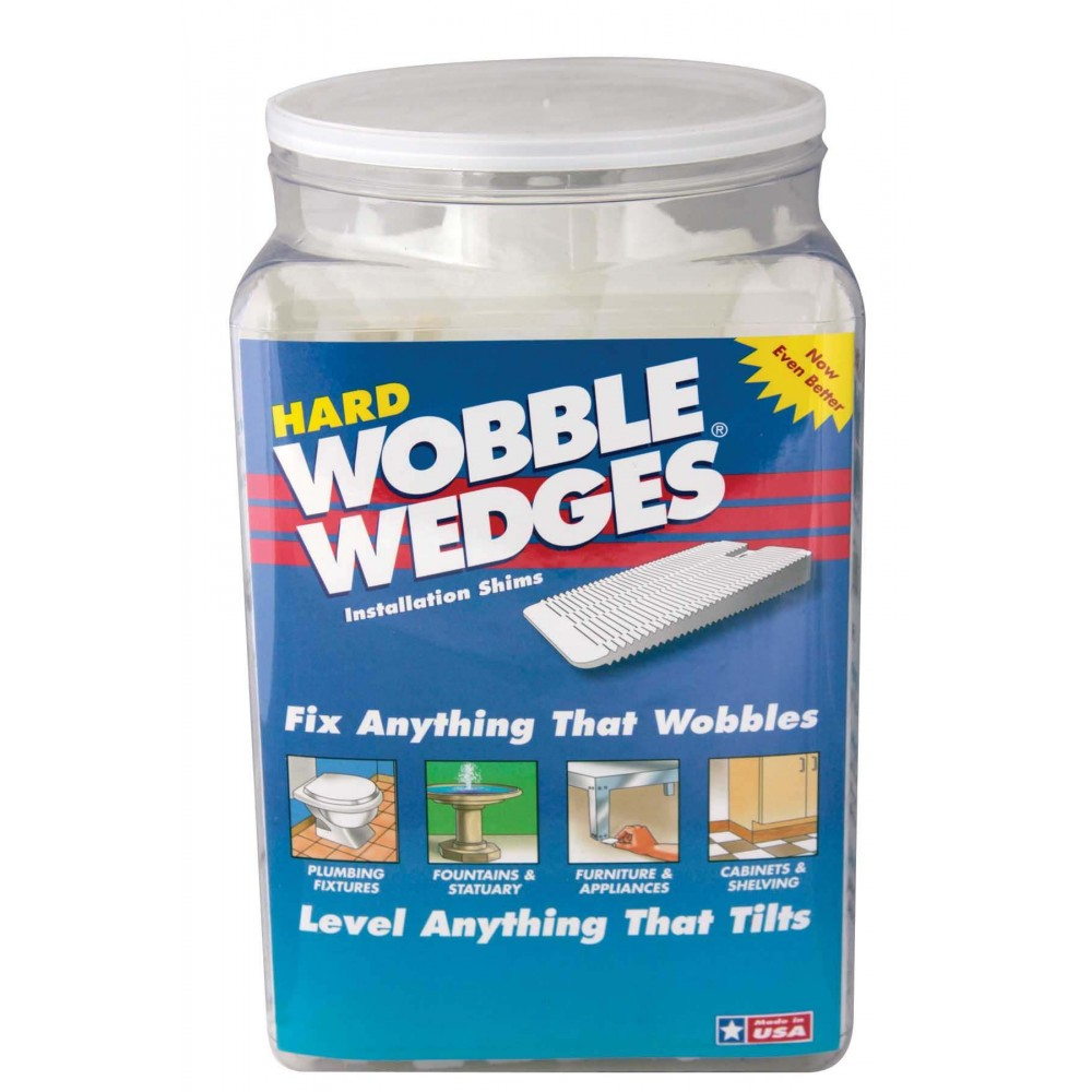 One Jar 300-Piece Wobble Wedges
