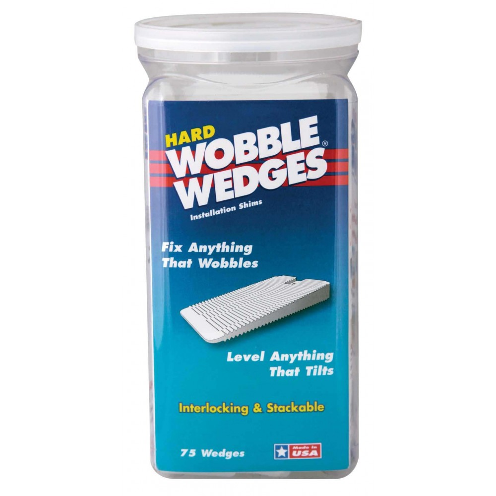 One Jar 75-Piece Wobble Wedges