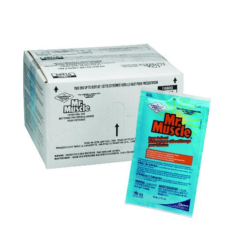 Optfill Mr. Muscle� Fryer Boil Out, 2 Oz Individual Packets