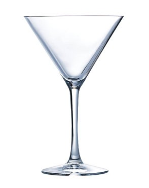 Optimum 10 Oz. Martini Glass - 7-3/8
