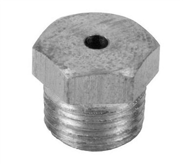 Franklin Machine Products  168-1091 Orifice, Hex (1/8Npt, #57 )