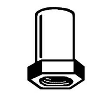 Franklin Machine Products  158-1110 Orifice Hood (#72, 1/2-27 Thd )