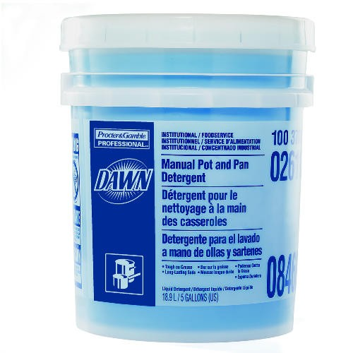 Original Dawn Dishwashing Liquid, 5 Gallon Pail