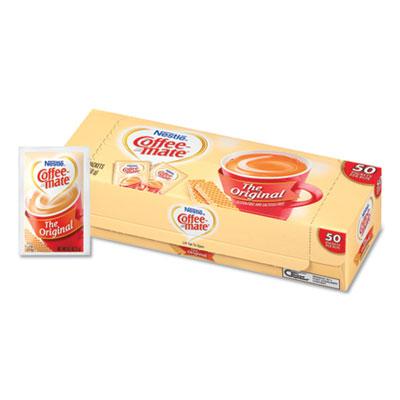 Original Powdered Creamer, 3g Packet, 50/Box