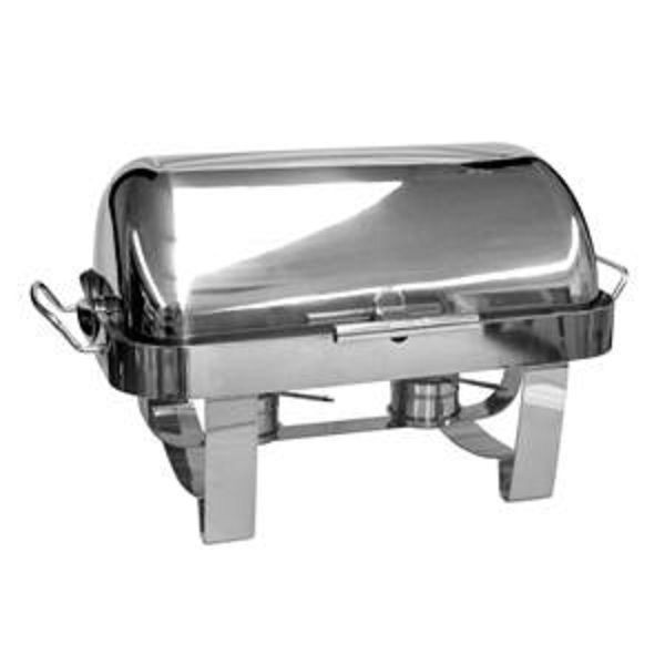 Madison Ii Roll Top Premium Full Size Chafer