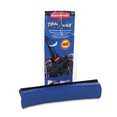 PVA Sponge Mop Refill, 4.2 W x 12.8 L x 2.2 H, Blue/Gray