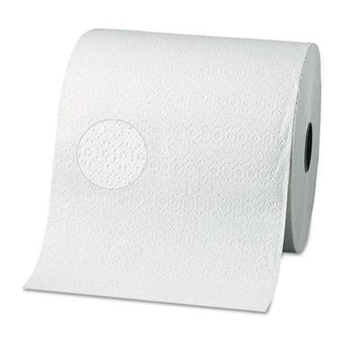Pacific Blue Select Premium Nonperforated Paper Towels,7 7/8 x 350 ft,12 Rolls/Carton