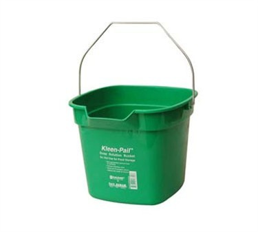 Franklin Machine Products  150-6017 Pail, Cleaning (Green, 10 Qt )