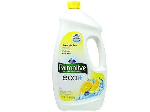 Palmolive Auto-Dishwasher Gel Bottle Lemon, 65 Oz
