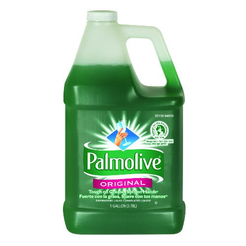 Palmolive Dishwashing Liquid, 1 Gallon Bottles