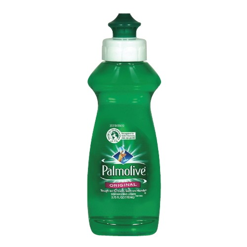 Palmolive Dishwashing Liquid Bottle, 3.75 Oz