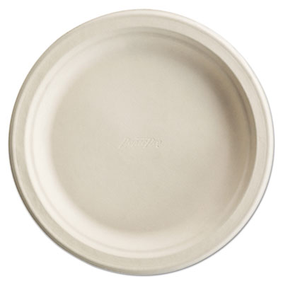 Paper Pro Round Plates, 8 3/4