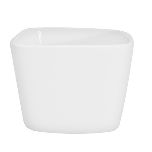Paris - French Style Square Cup 7.5 Oz