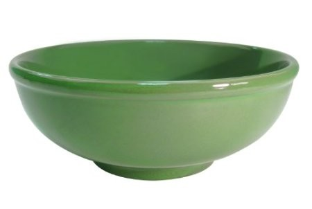 Pasta Bowl Green 25oz., 7 1/2