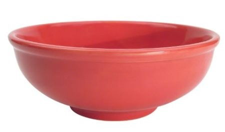 CAC China MB-7RED Clinton Red Menudo Bowl 25 oz.