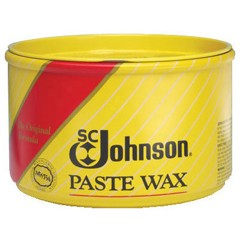 Paste Wax, Multi-Purpose Floor Protector, 16 oz. Tub