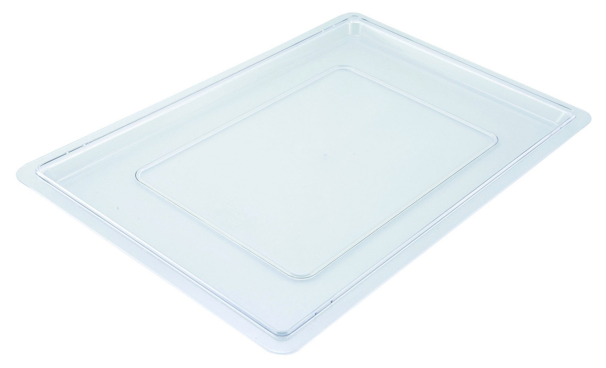 """Winco PFSF-C Polycarbonate Cover for Food Storage Box, 18"""" x 26"""""""