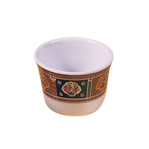 Thunder Group 9152TP Peacock Melamine Tea Cup 5 oz.