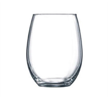 Cardinal C8303 Arcoroc Perfection 15 oz. Stemless Wine Glass