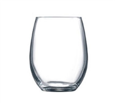 Cardinal C8832 Arcoroc Perfection 9 oz. Stemless Wine Glass