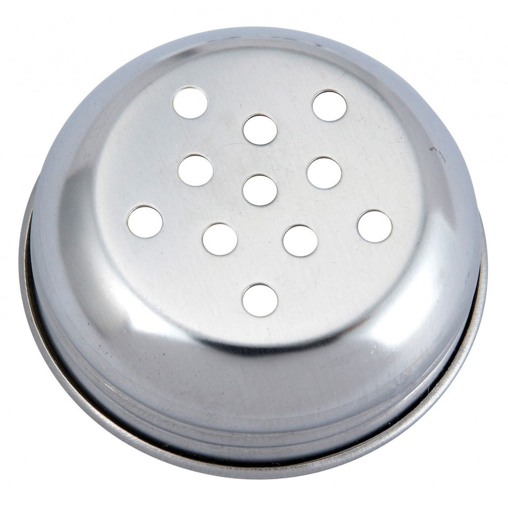Perforated Top For Rounded Cheese Shaker (G-107)