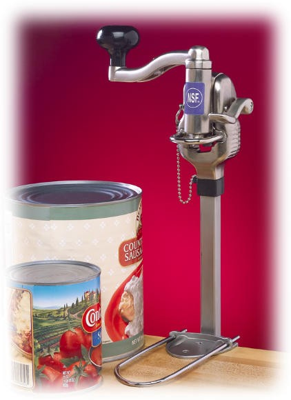 Permanent Mount Nemco CanPro Compact Can Opener