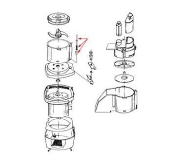Franklin Machine Products  206-1048 Pin Assembly