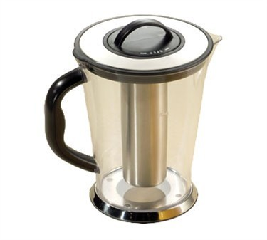 Plastic 1/2 Gallon Pitcher With Ice-Core Center