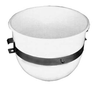 Franklin Machine Products  205-1024 Plastic 20 Qt. Mixing Bowl for Hobart Mixer