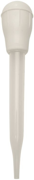 Winco PBST-1.5 Plastic Baster with Rubber Bulb 1.5 oz.
