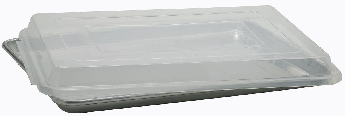 "Winco CXP-1318 Plastic Cover for Half Size Aluminum Sheet Pan, 18"" x 13"""