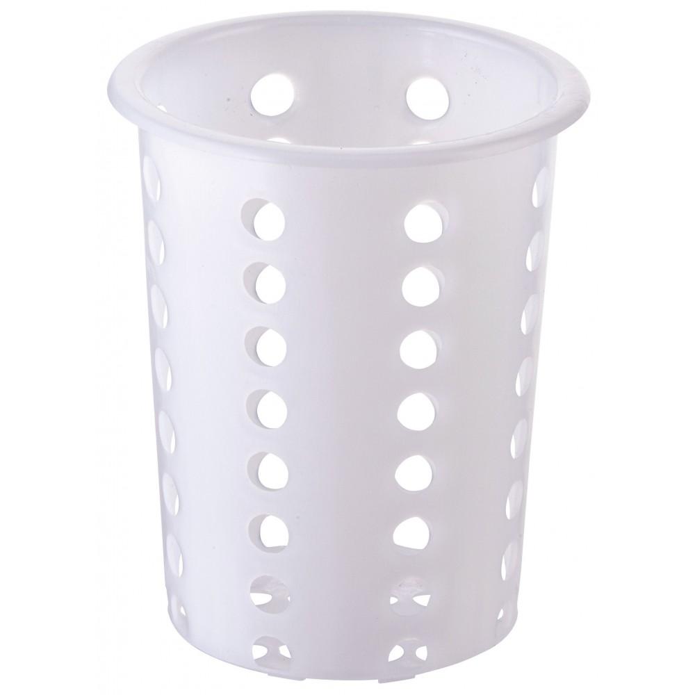 Winco FC-PL Plastic Flatware Cylinder